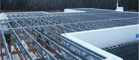 Steel Frame Buildings Metal Manufactured Building Prefab