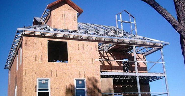 Steel Frame Manufactured Homes Houses Prefab Garages Buildings ...
