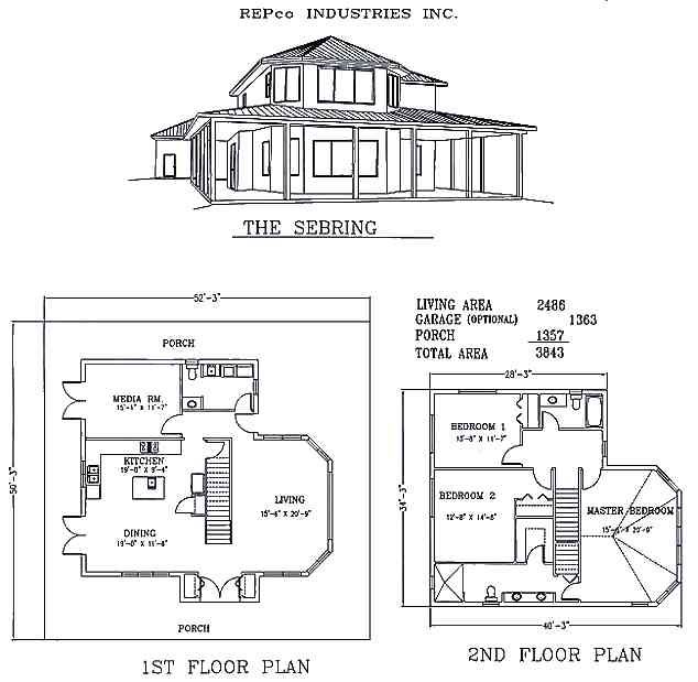 Residential steel house plans manufactured homes floor for Home builders floor plans
